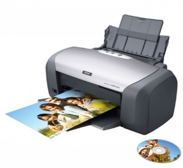 Купить Принтер Epson Stylus Photo R220 с СНПЧ