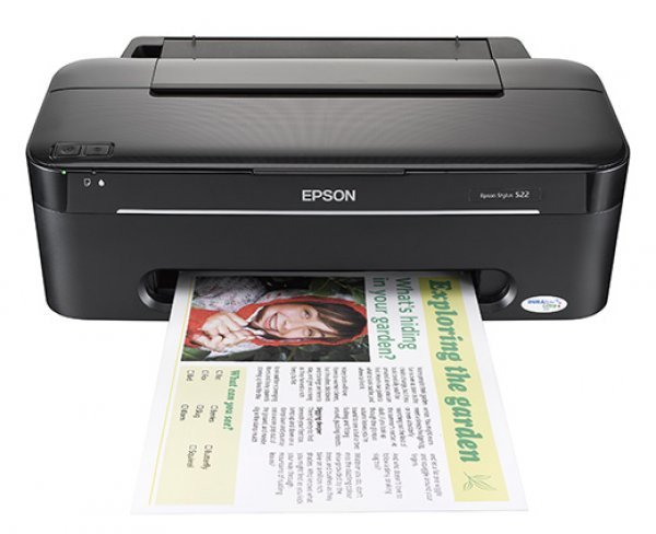 Купить Принтер Epson Stylus S22 С Снпч