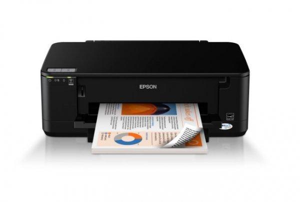 Принтер Epson Stylus B42WD с СНПЧ