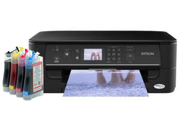 МФУ Epson Stylus Office SX525WD с СНПЧ
