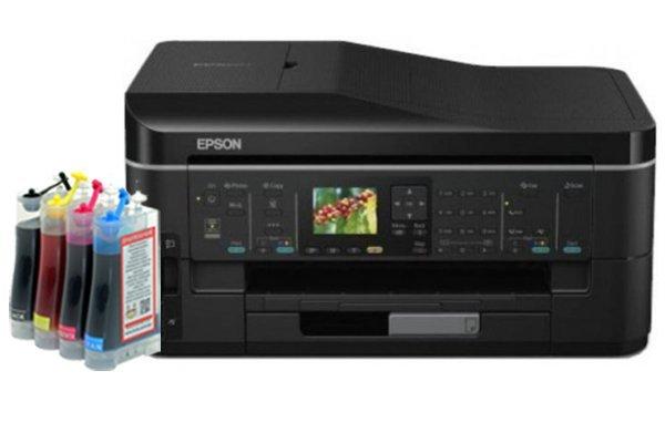МФУ Epson Stylus Office BX625FWD с СНПЧ