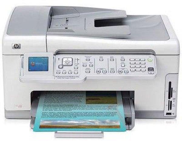 Купить МФУ HP Photosmart C6180 с СНПЧ