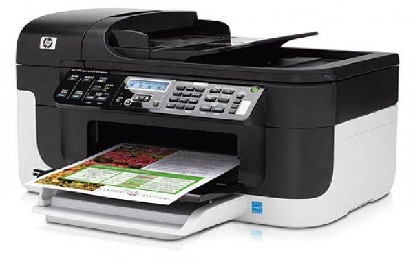 Купить МФУ HP OfficeJet 6500 с СНПЧ