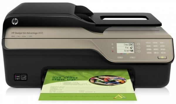 Купить МФУ HP DeskJet Ink Advantage 4615 с СНПЧ