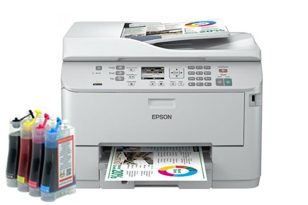 изображение Epson WorkForce Pro WP-4525