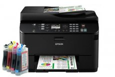изображение Epson WorkForce Pro WP-4535