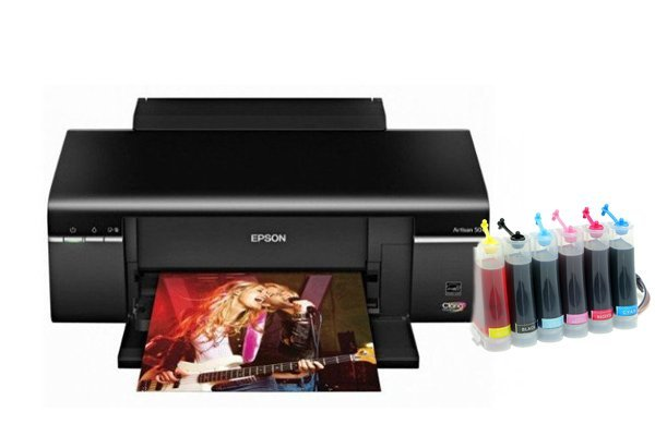 изображение Epson Artisan 50 Refurbished