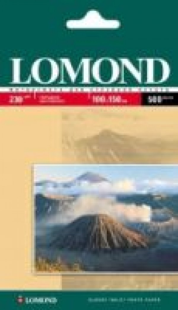 Глянцевая фотобумага Lomond (10*15,230 г/м2), 500 листов LUCKY-PRINT.COM.UA 165.000