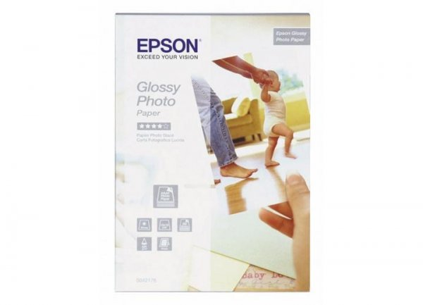 Epson Photo Paper, глянец, 50 л, 190 г. LUCKY-PRINT.COM.UA 36.000
