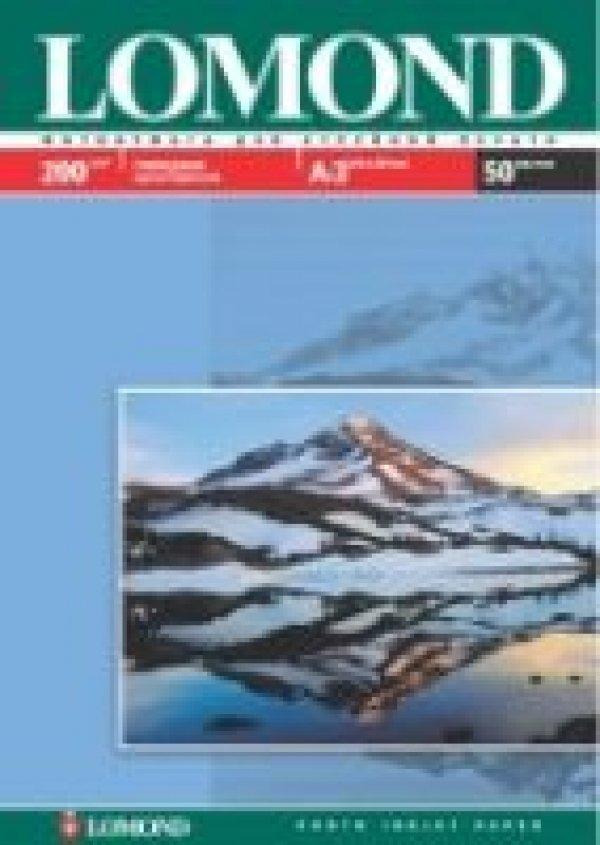 Глянцевая фотобумага Lomond (А3, 230 г/м2), 50 листов