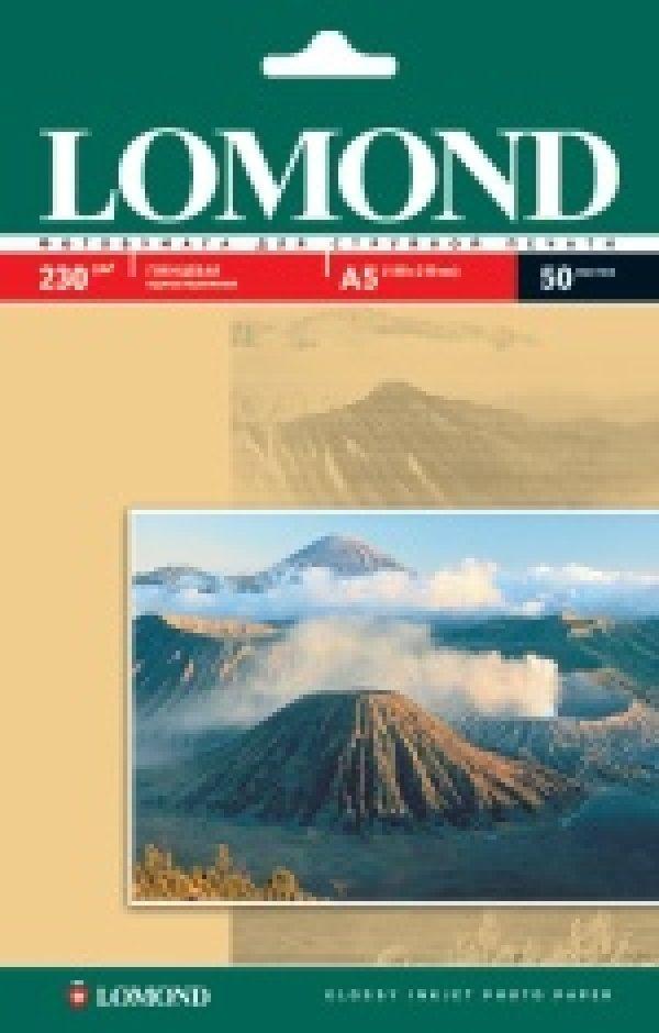 Глянцевая фотобумага Lomond (13*18,230 г/м2), 50листов LUCKY-PRINT.COM.UA 42.000