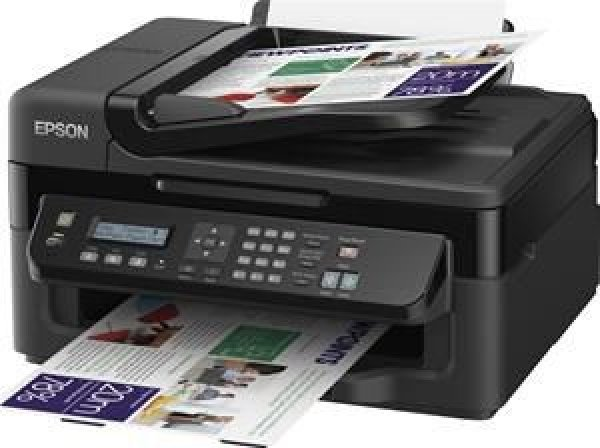 изображение МФУ Epson Workforce WF-2530WF с СНПЧ Standart