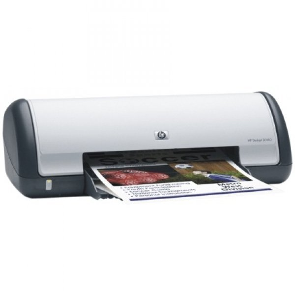 Hp Deskjet D  Driver Software Setup Download For ...