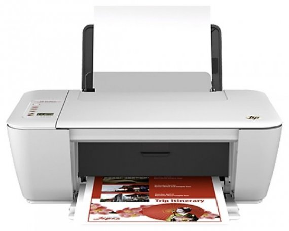 изображение МФУ HP Deskjet Ink Advantage 2545 с СНПЧ High Tech Profi