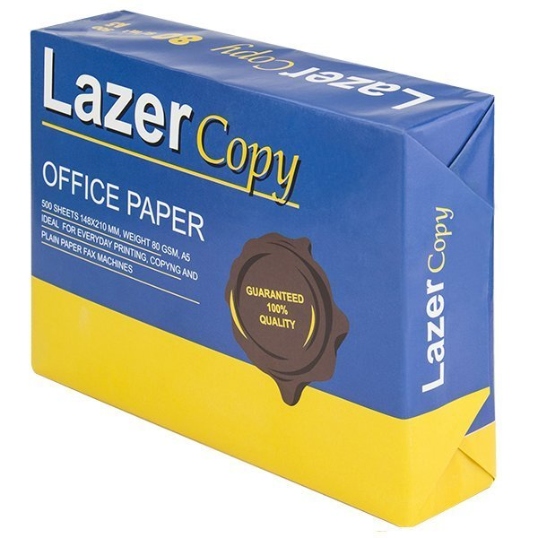 изображение Офисная бумага Lazer Copy