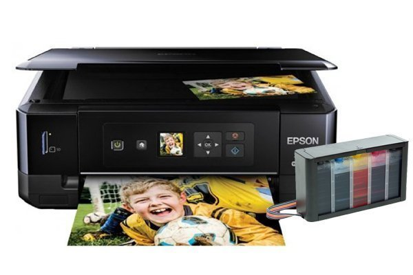 изображение МФУ Epson Expression Premium XP-520 Refurbished с СНПЧ