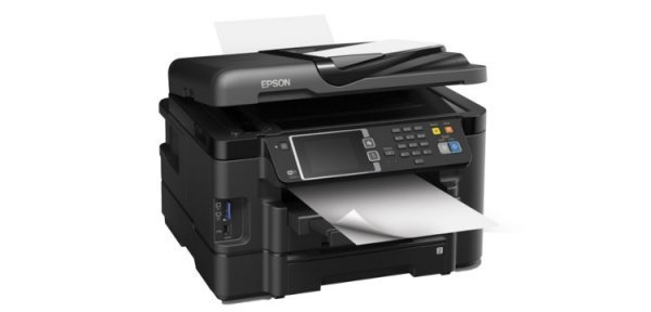 изображение Epson WF-3640DTWF Refurbished