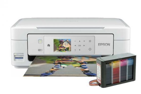 изображение МФУ Epson Expression Home XP-435 с СНПЧ HighTech