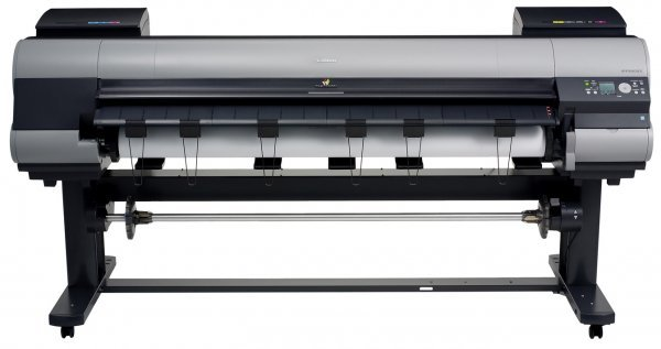 Плоттер Canon imagePROGRAF IPF9000S с ПЗК LUCKY-PRINT.COM.UA 114267.000