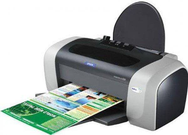 Принтер Epson Stylus C65 с СНПЧ LUCKY-PRINT.COM.UA 1491.000