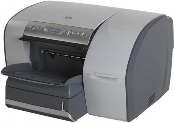Принтер HP Business InkJet 3000 с СНПЧ LUCKY-PRINT.COM.UA 1456.000