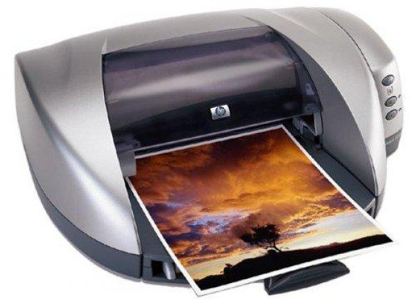 Принтер HP Deskjet 5500 с СНПЧ LUCKY-PRINT.COM.UA 1406.000