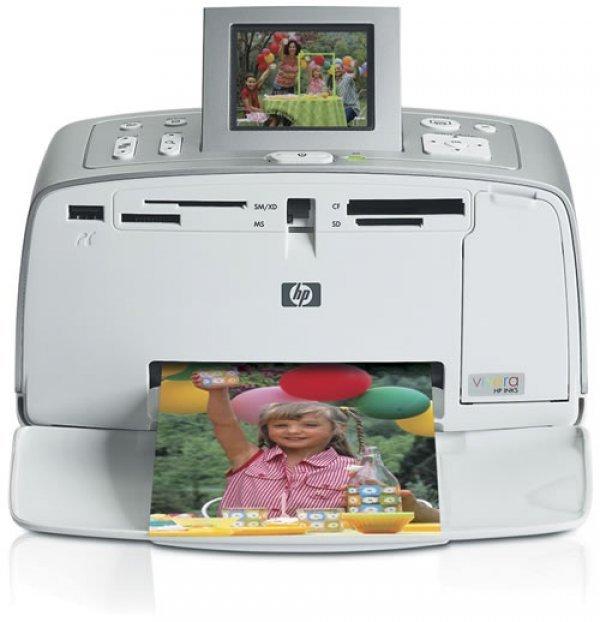 Принтер HP Photosmart 385 с СНПЧ LUCKY-PRINT.COM.UA 3281.000