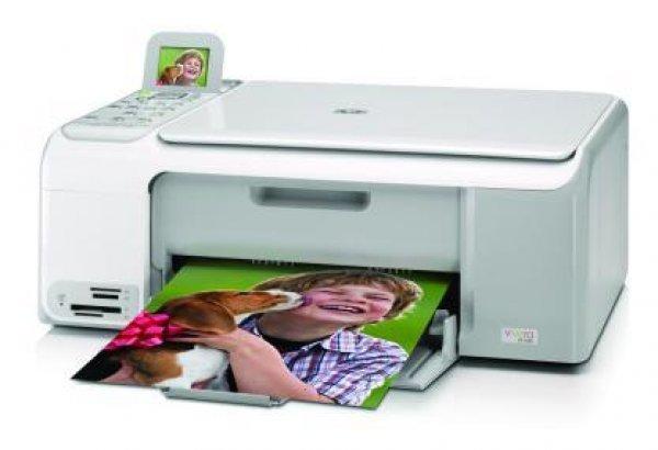 МФУ HP Photosmart C4180 с СНПЧ