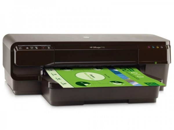 Принтер HP OfficeJet 7110 с СНПЧ LUCKY-PRINT.COM.UA 2341.000