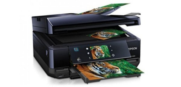 изображение МФУ Epson Expression Premium XP-800 Refurbished с СНПЧ